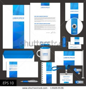 stock-vector-white-corporate-identity-template-with-blue-stripe-vector-elements-for-brandbook-and-guideline-130263536